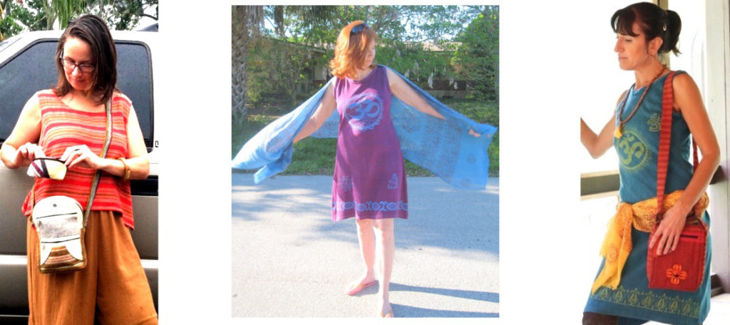 Mahaladays - Sarong Scarves, yoga wear