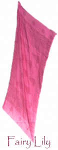 Sarong Scarf - Fairy Lily